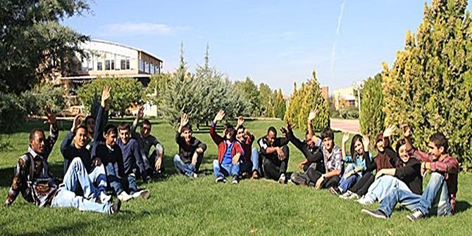 Hitit Uluslararası Öğrencilerin Gözdesi Oldu