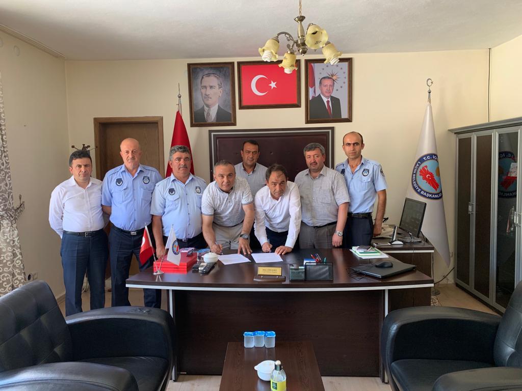 Laçin Belediyesinde SDS Sevinci