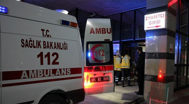 Ambulansta Hayatını Kaybetti