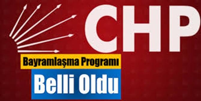 CHP'de Bayramlaşma 2. Gün