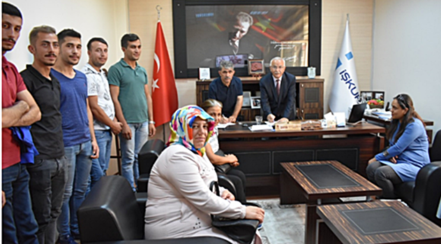"""""""Ekip Tekstil ile İşbaşı Eğitim Protokolü İmzalandı"""""""