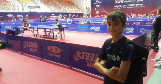 Uğurcan'a ITTF'den Büyük Övgü