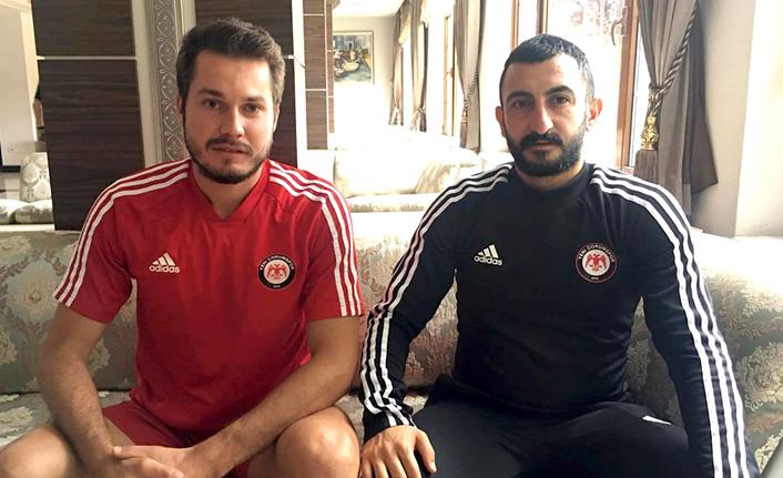 Çorumspor Kerem Çağatay'a İmza Attırdı