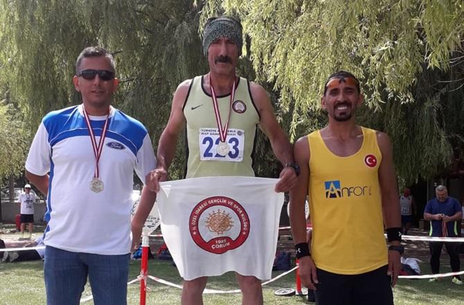 4 Altın Madalya Kazandı