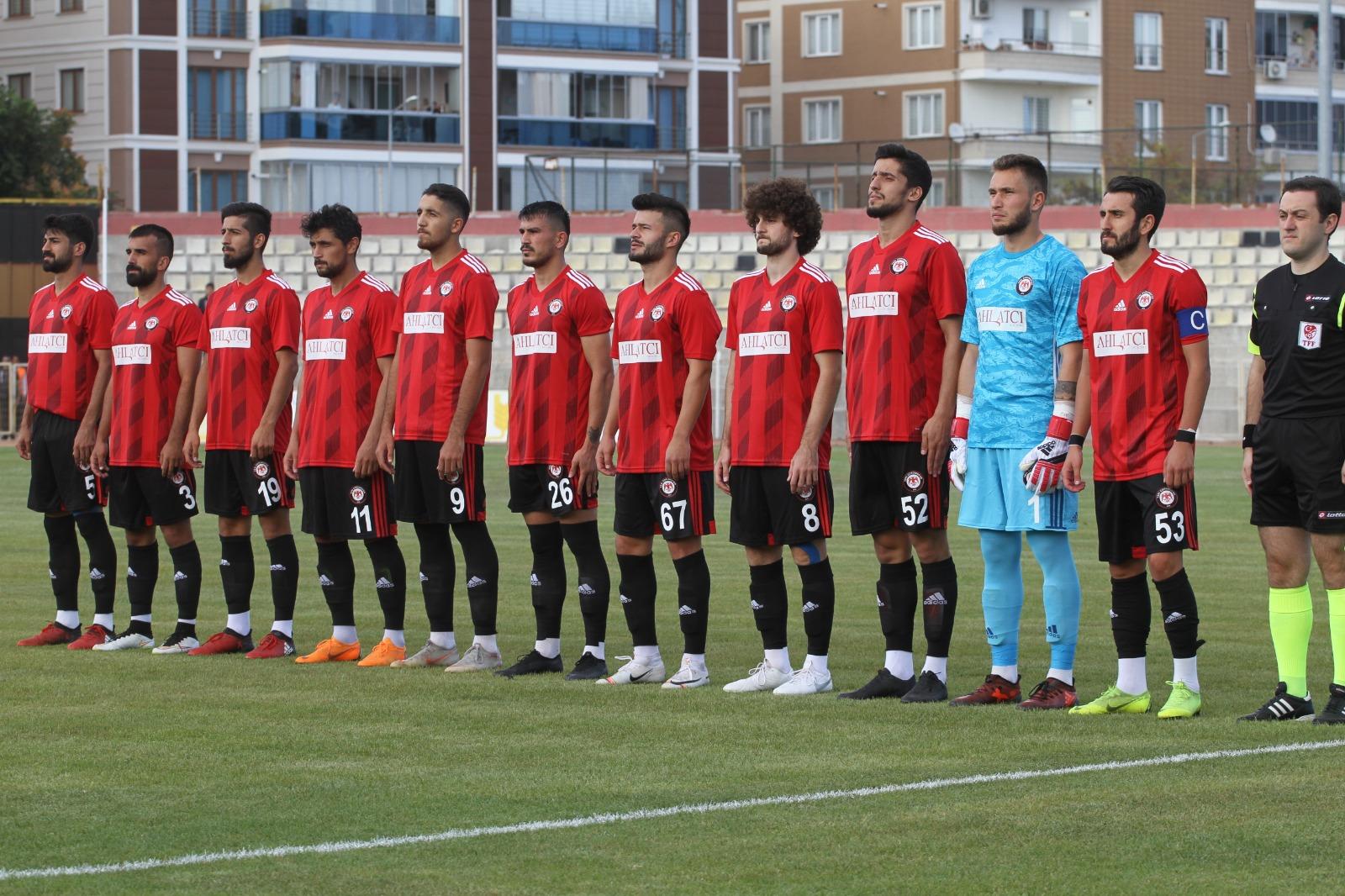 Sancaktepe FK: 0 Yeni Çorumspor : 1