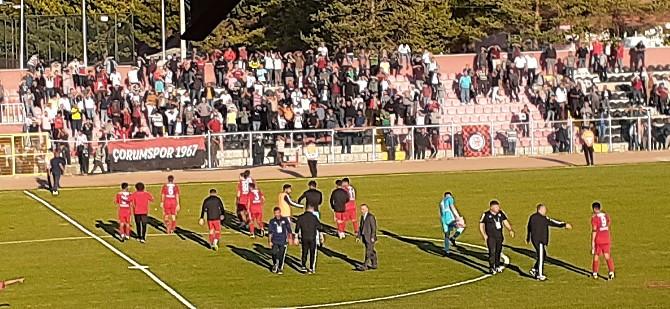 Yeni Çorumspor: 3 Başkent Akademi FK. : 2
