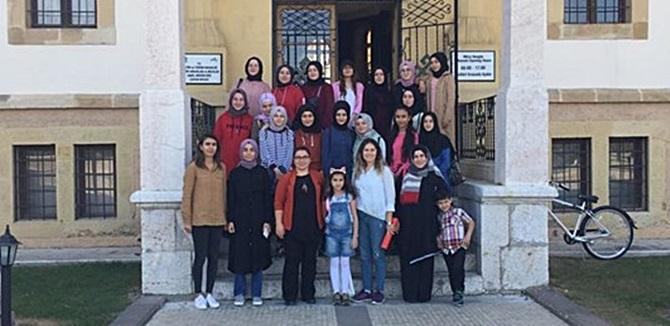 Samsunlu Öğrenciler Çorum Müzesinde Eğitimde