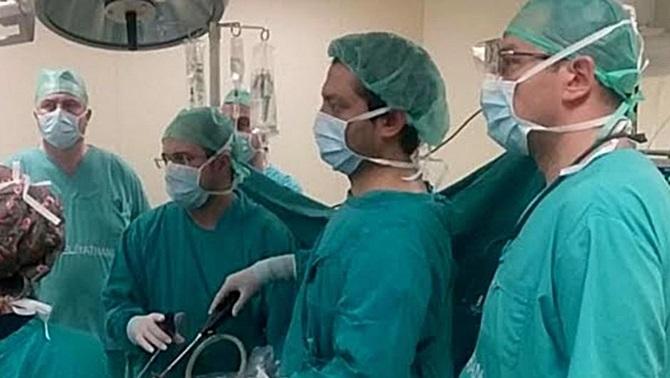 Amasyalı Hastanın Ameliyatı Çorum'da Yapıldı