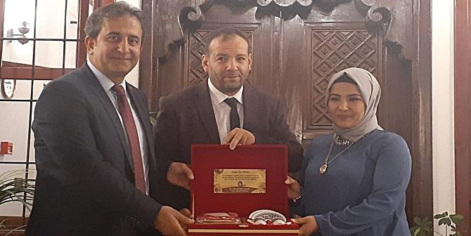 Mustafa ve Mehriniso Dünyaevine Girdi