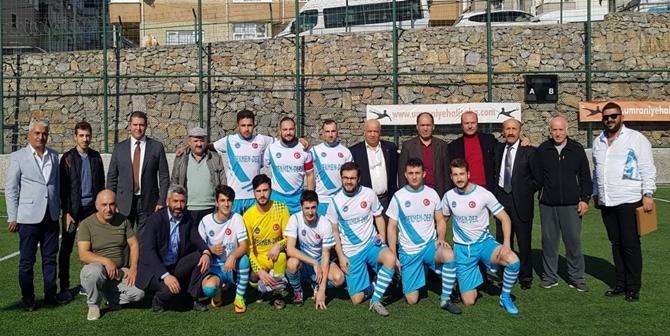 Aybüke Öğretmenin Anısına Futbol Turnuvası