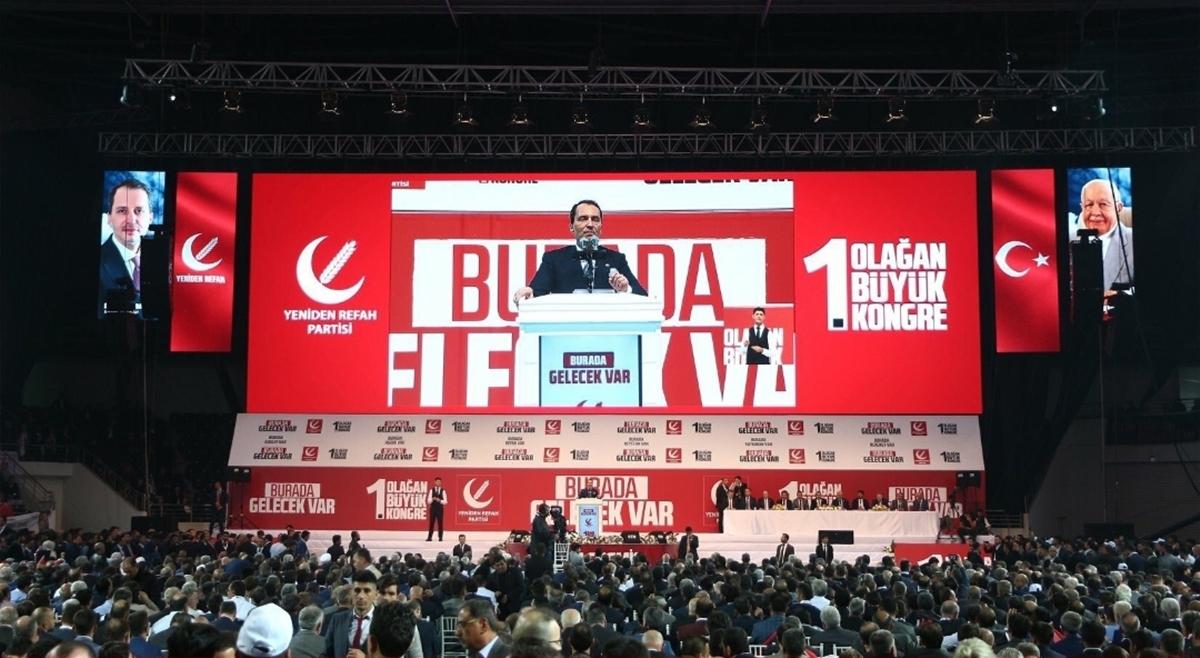 Fatih Erbakan, Yeniden Genel Başkan