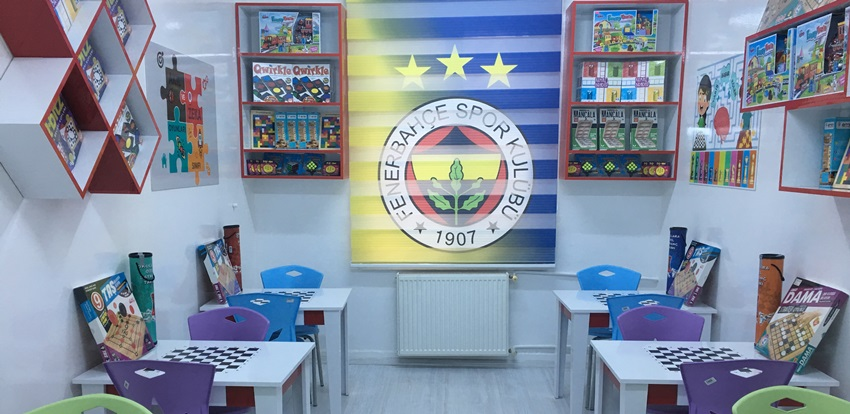 Ortaköy'e Akıl ve Zeka Oyunları Sınıfı Açıldı