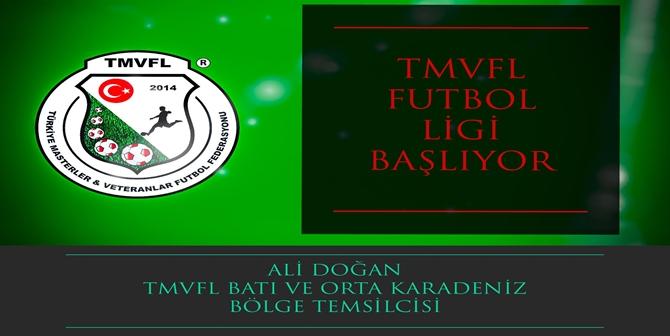 """""""TMVFL Futbol Ligi Başlıyor"""""""