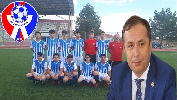 Dodurga'ya Futbol Sahası