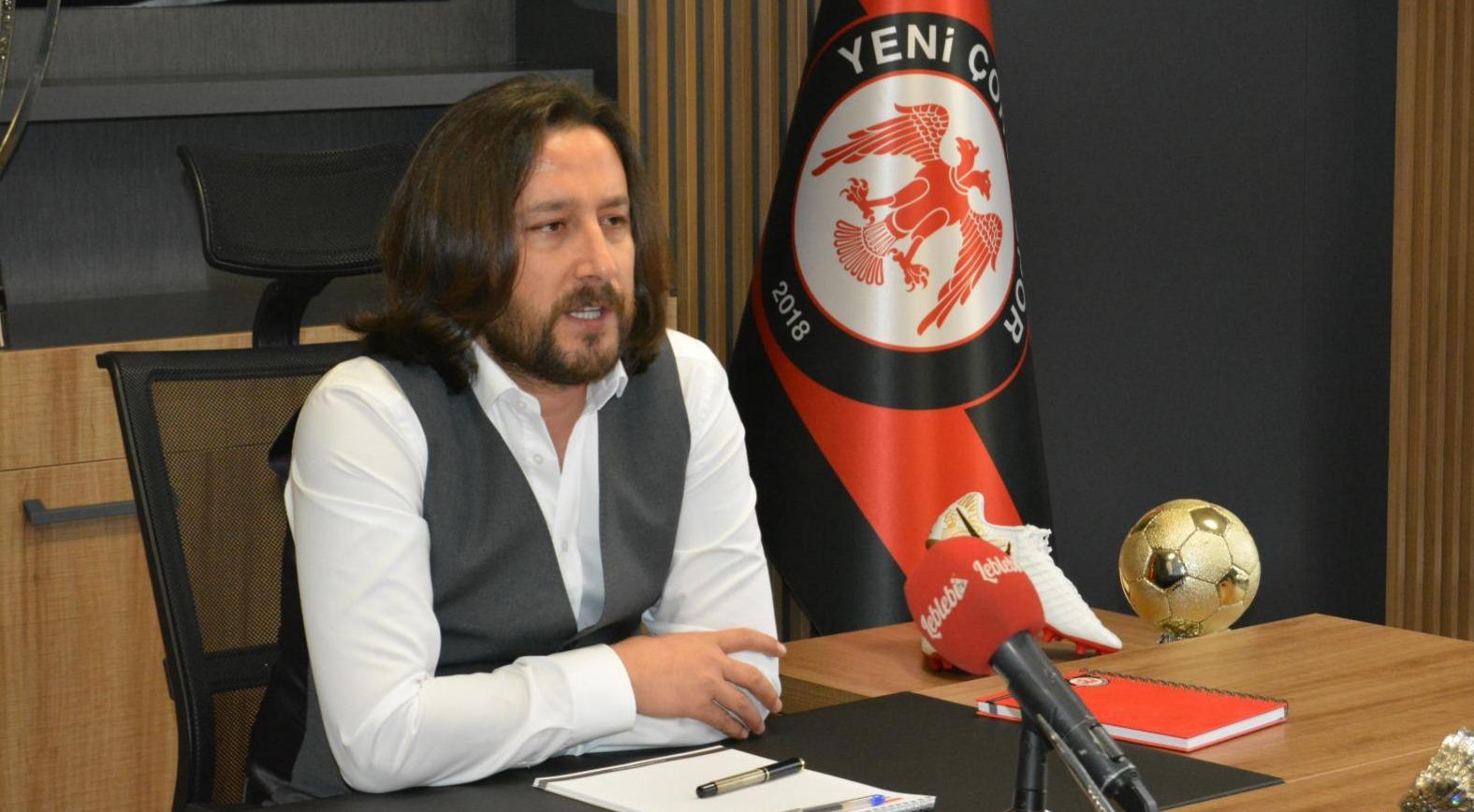 Çorumspor'un Genel Kurulu Cuma Günü