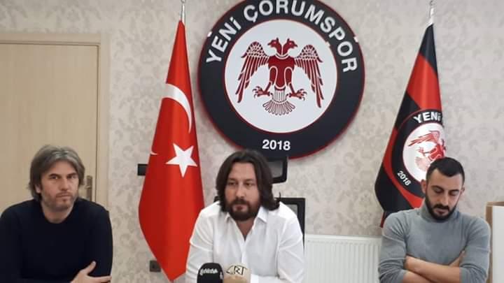 Çorumspor'a Ceza Yağdı