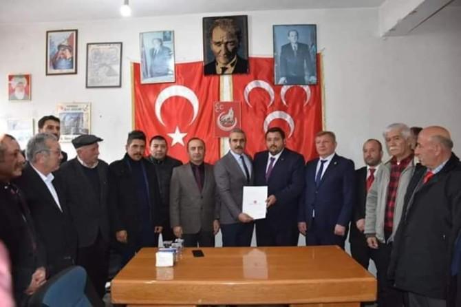 MHP'den,Uğurludağ'da Gövde Gösterisi