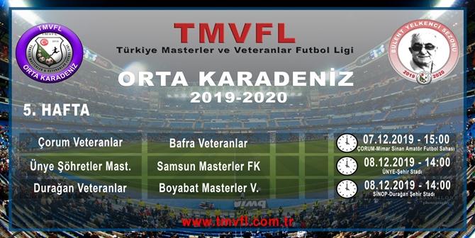 TMVFL'den, Maçlar Hafta Sonu