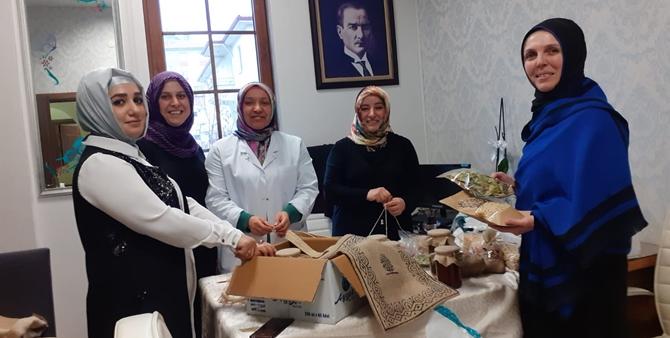 AK Kadınlardan Kadınlar Şurasına Hazırlık