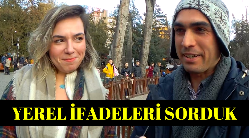 """Çorum'un """"Göbelini"""" Ankara'da Sordular"""