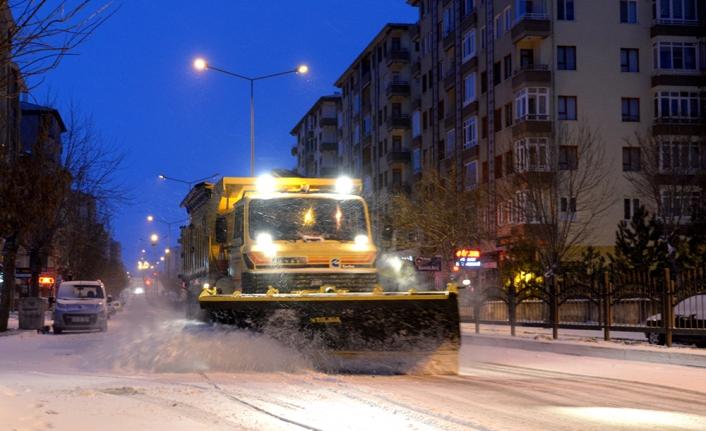 Belediye 'Karla Mücadele Eylem Planı' Hazırladı