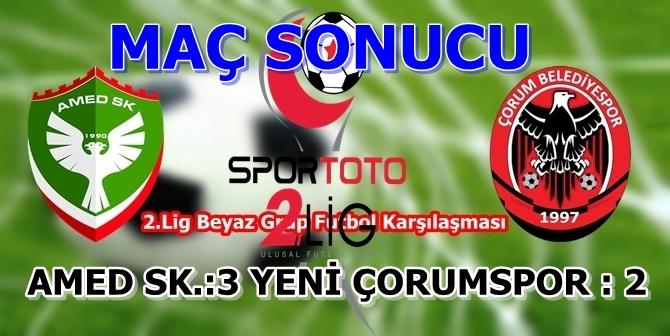 Diyarbakır'da Gol Düellesu! 3-2