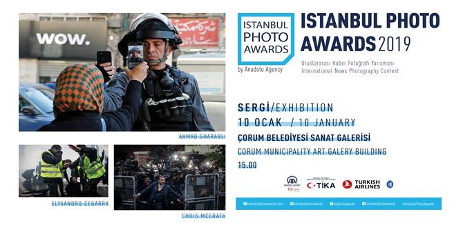 """""""Istanbul Photo Awards 2019"""" Yarın Açılıyor"""