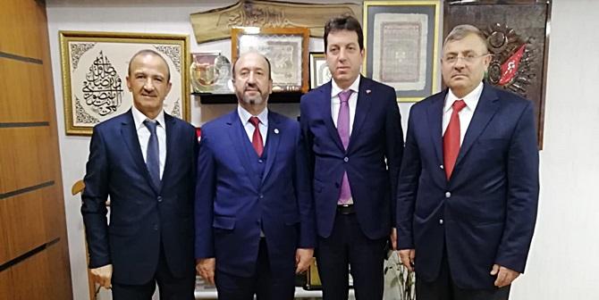 Oğuzlar 'dan Milletvekillerine Ziyaret