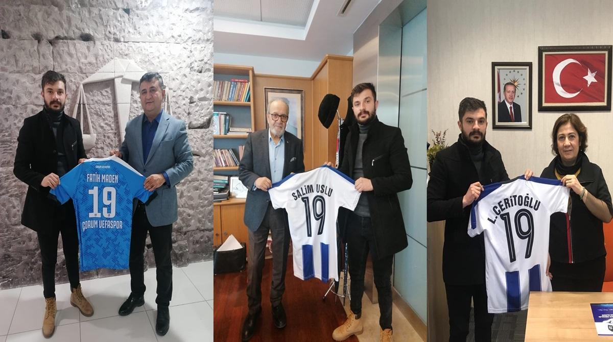 Vefa Spor Kulübünden Ankara'ya Çıkarma