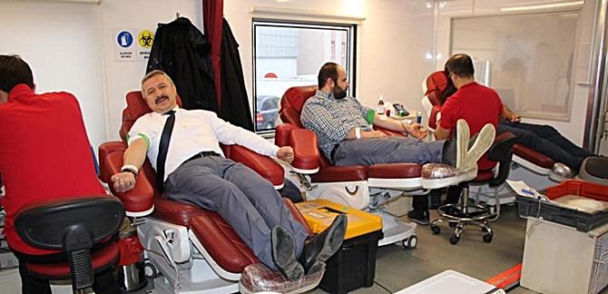 Sungurlu'da, Organ Bağışına Yoğun İlgi