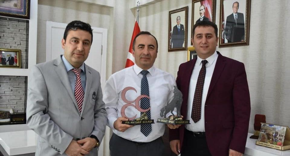 Cezaevi Yönetiminden Başkan Sülük'e Ziyaret
