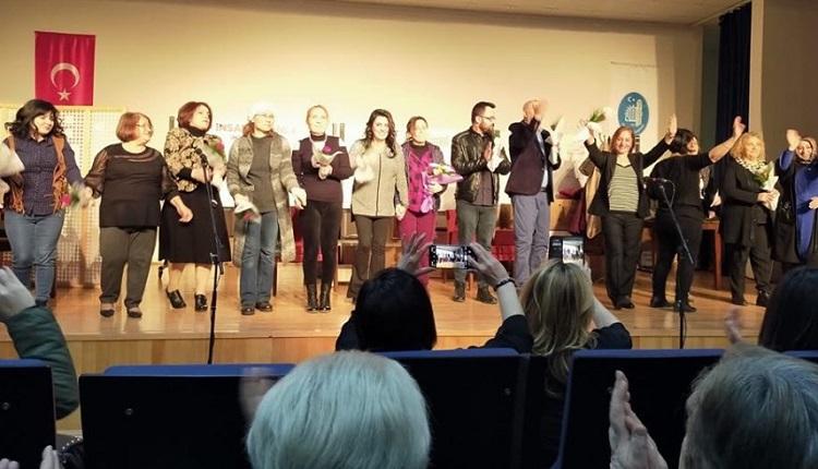 Kadın Kursiyerlerden Tiyatro Oyunu