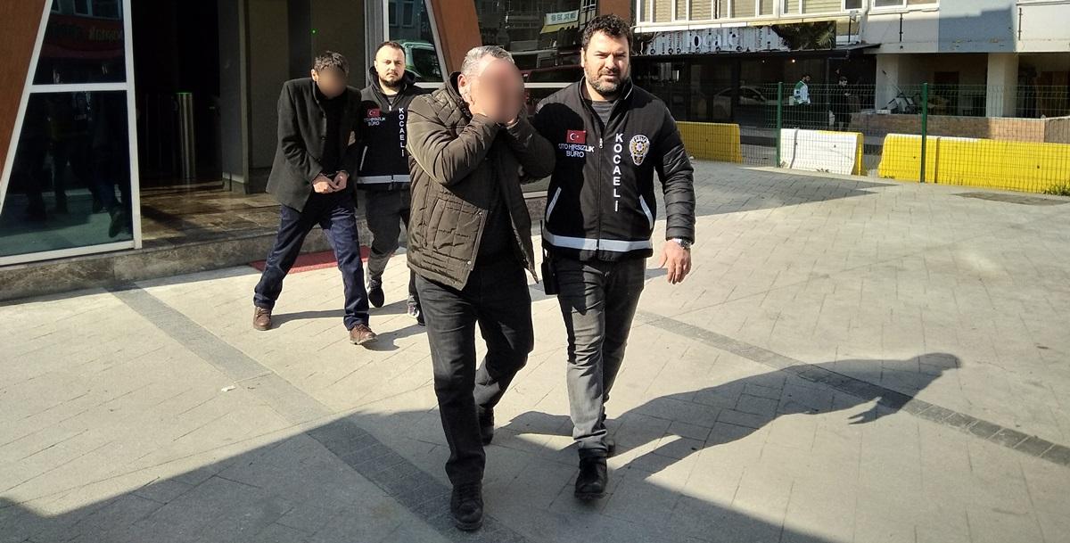 TIR'ı Çalan Şahıslar Tutuklandı