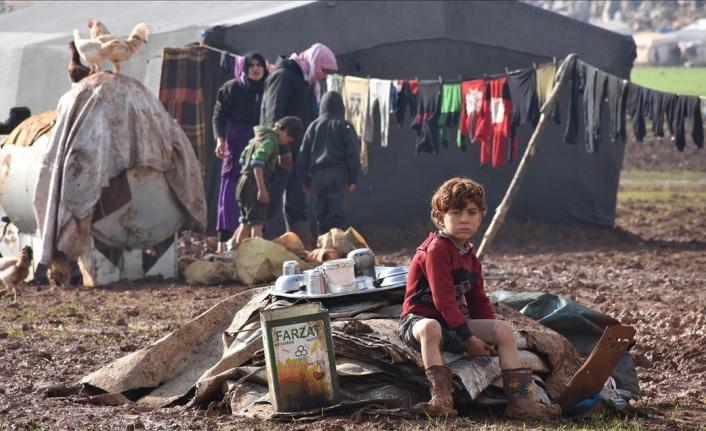 KKSM'lerden İdlib'e Yardım Etkinliği