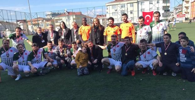 Çorumcup Şehit Şenay Aybüke Yalçın Turnuvası Sona Erdi