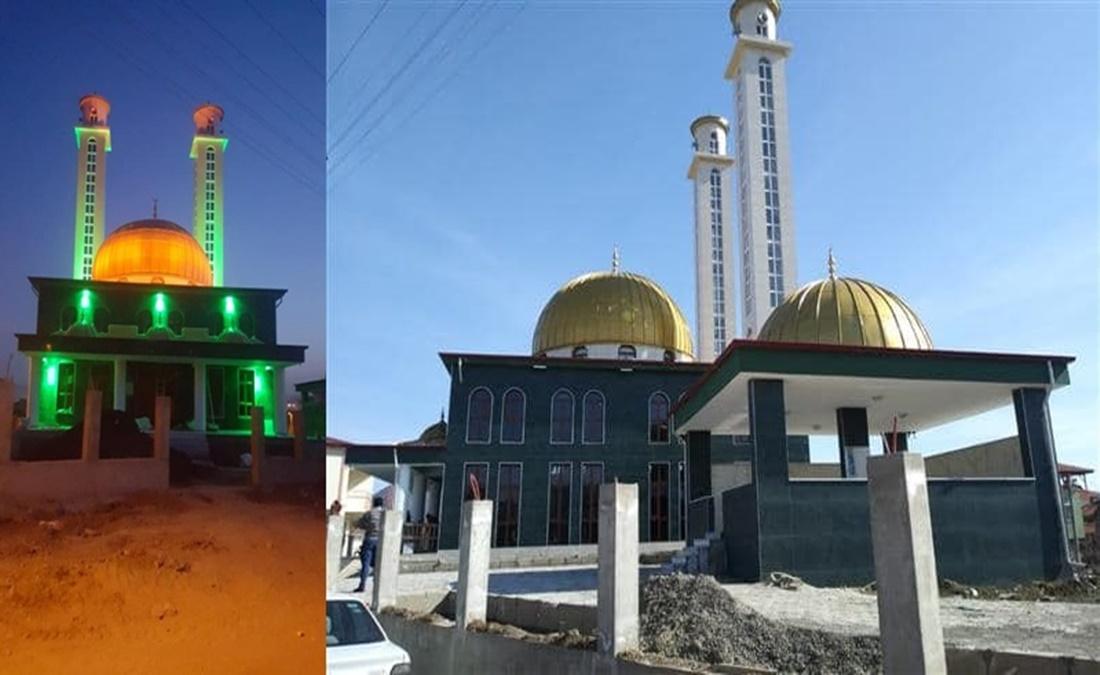 Osmancık'ta 2 Camii İbadete Açıldı
