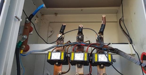 Trafonun Kablolarını Çaldılar