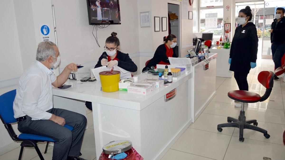 Kan Vermek İsteyenlere Servis Hazır